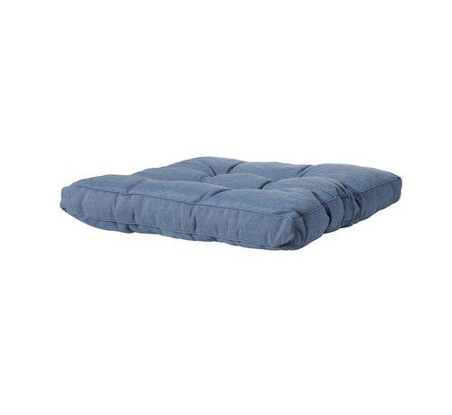 Madison Zitkussen 60 x 60cm voor in uw loungeset of tuinset Florance | Panama Saffier Blauw