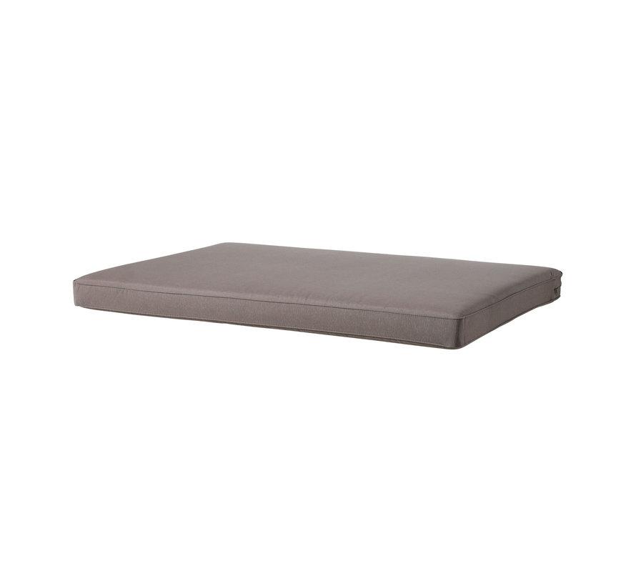 Lounge Palletkussen voor Palletbank 120cm x 80cm | Taupe