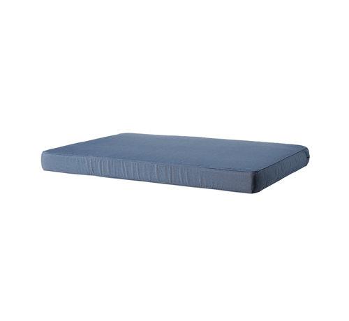 Madison Lounge Palettenkissen für Palettenbank 120cm x 80cm   Blau