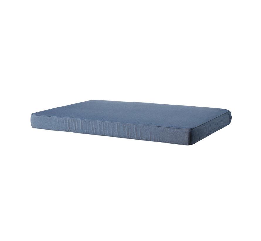 Lounge Palettenkissen für Palettenbank 120cm x 80cm   Blau