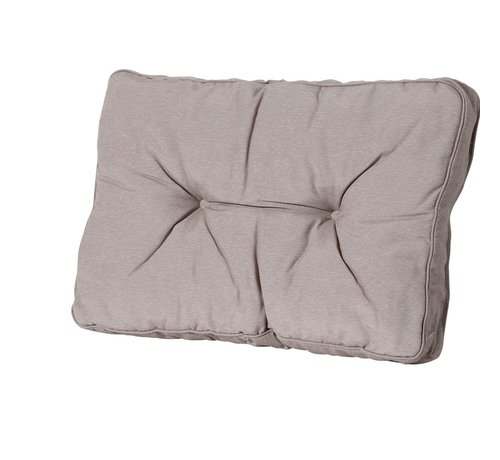 Madison Los Florance Rugkussen 73 x 43cm voor loungeset of tuinset | Panama Taupe