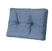 Madison Florance Rückenkissen 73 x 43 cm | Panama Saphir Blau
