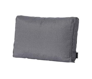 Madison Lounge Rückenkissen 60 x 43 cm   Panama Grau