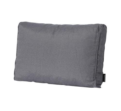 Madison Rückenkissen für Loungemöbel und Garnitur 60 x 43cm Lounge   Panama Grau