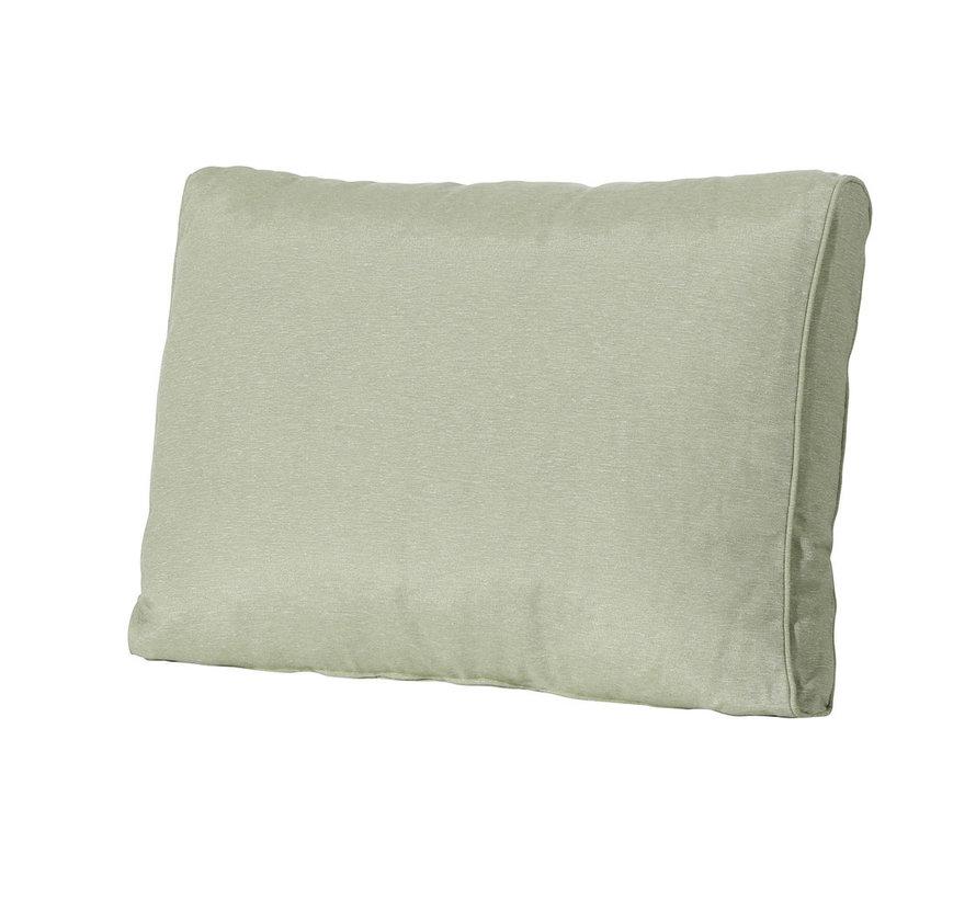 Lounge Rugkussen 60 x 43cm voor loungeset of tuinset | Panama Sage Groen