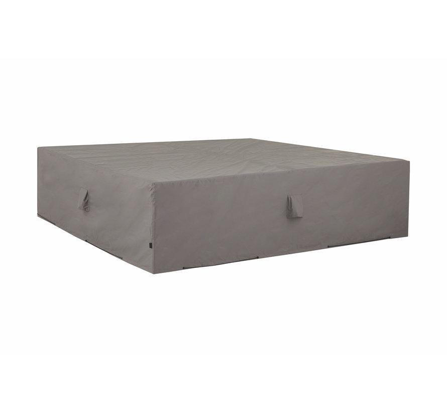 Waterafstotende Beschermhoes Loungeset 205x100x70cm - Grijs