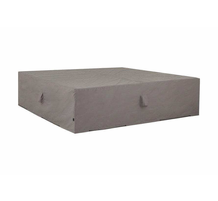 Waterafstotende Loungeset Beschermhoes 275x275x70cm - Grijs