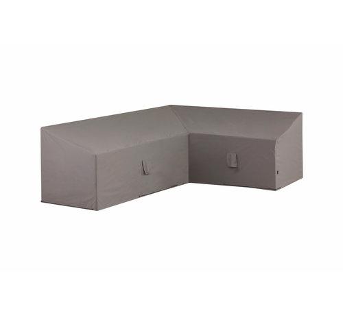Madison Wasserabweisende Garten-Set Schutzhülle 270x210x65/90cm  - Grau