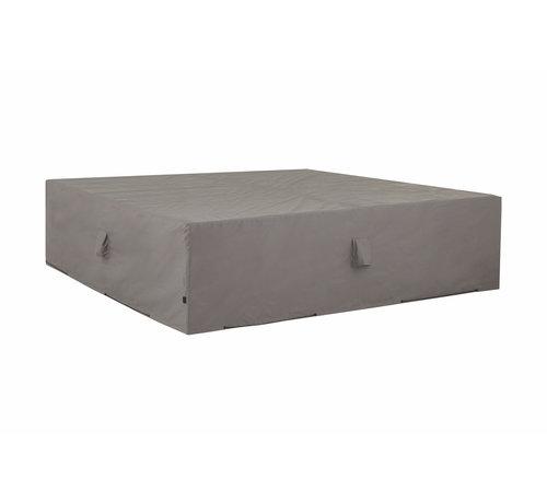 Madison Wasserabweisende Garten-Set Schutzhülle 400x300x70cm - Grau