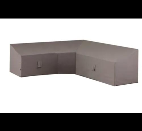 Madison Wasserabweisende Garten-Set Schutzhülle 300x300x90cm - Grau
