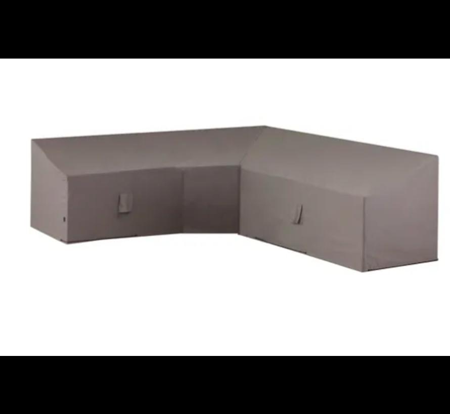 Wasserabweisende Garten-Set Schutzhülle 300x300x90cm - Grau