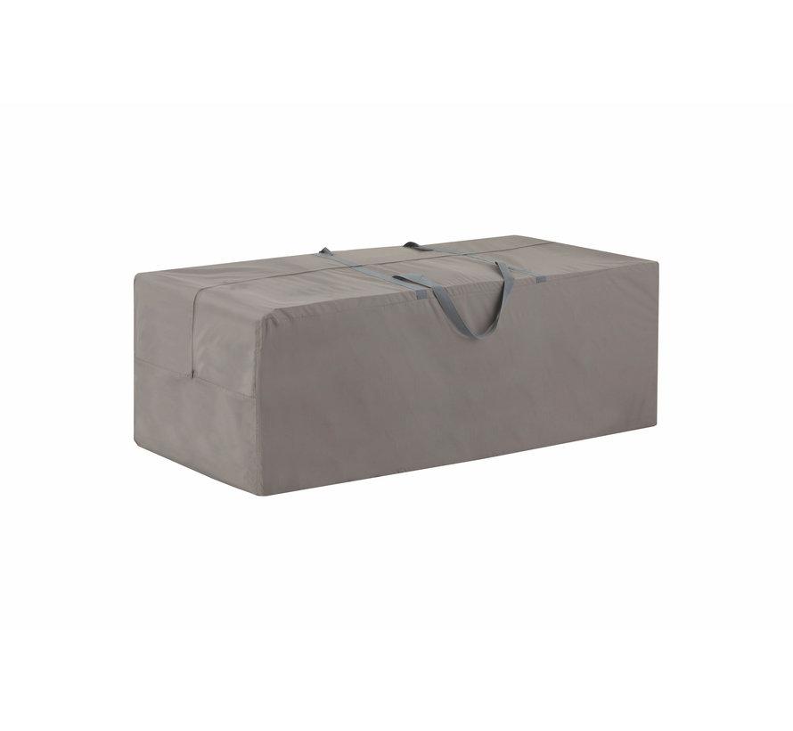 Schutztasche für Garten-Kissen 175x80x60cm - Grau