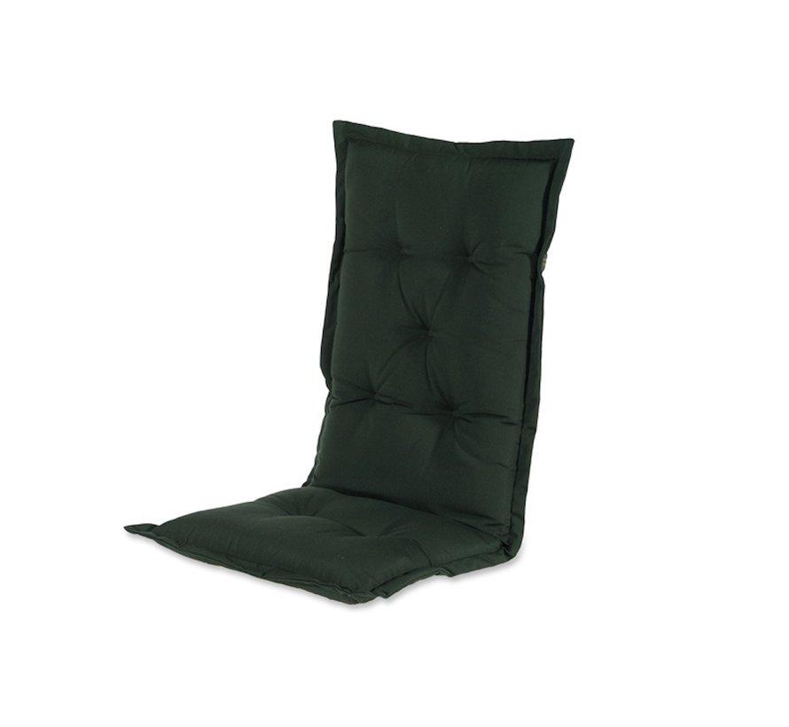 Hartman Standenstoelkussen Hoge Rug 123cm   Groen