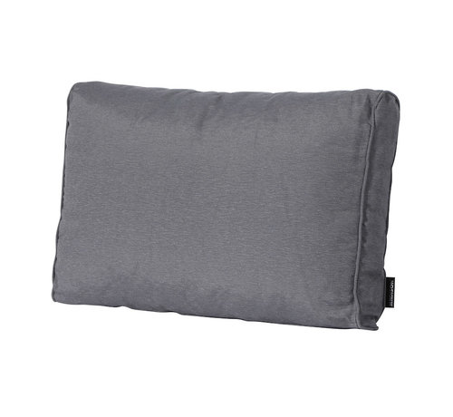 Madison Rückenkissen für Loungemöbel und Garnitur 73 x 43cm Lounge | Panama Grau