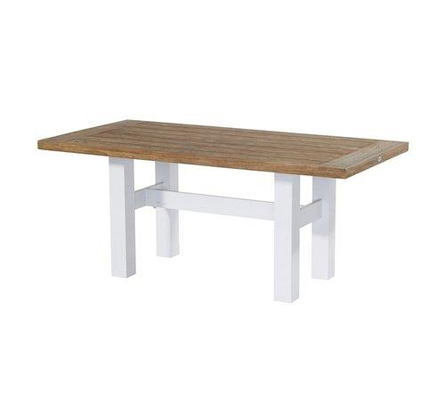 Hartman Sophie Yasmani Teakholz Tisch 180cm - Weiß
