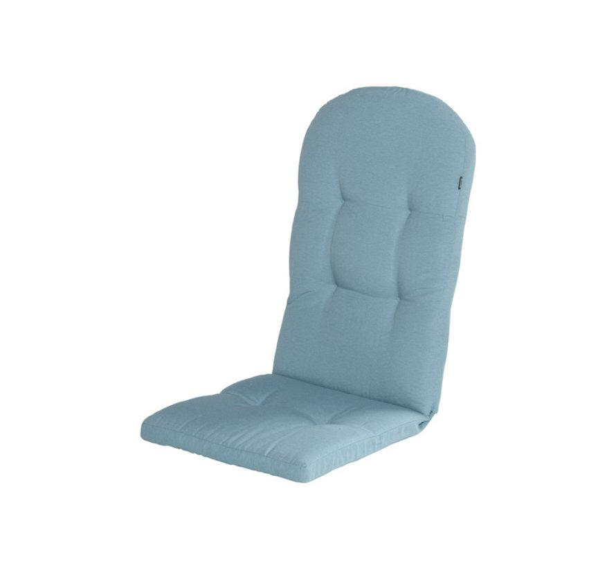 Hartman Bear chair Gartenkussen Cuba Blau 128cm