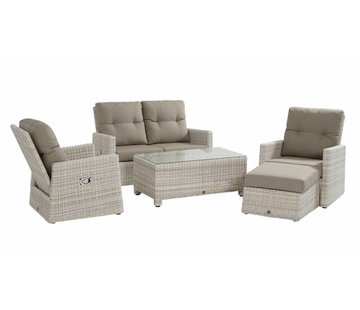 Taste by 4 Seasons outdoor Catania Living Loungeset