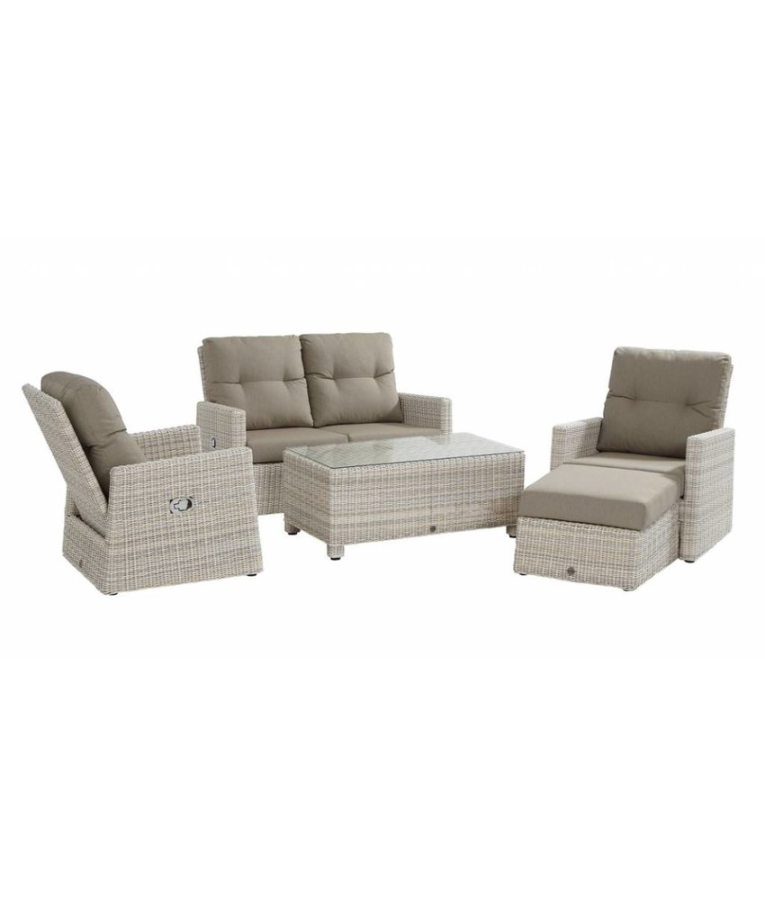 Taste by 4 Seasons Taste by 4 Seasons Catania Living loungeset