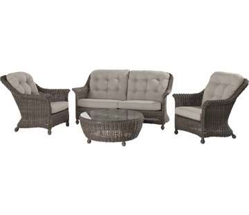 4 Seasons Outdoor 4 Seasons outdoor Madoera Living Lounge Set