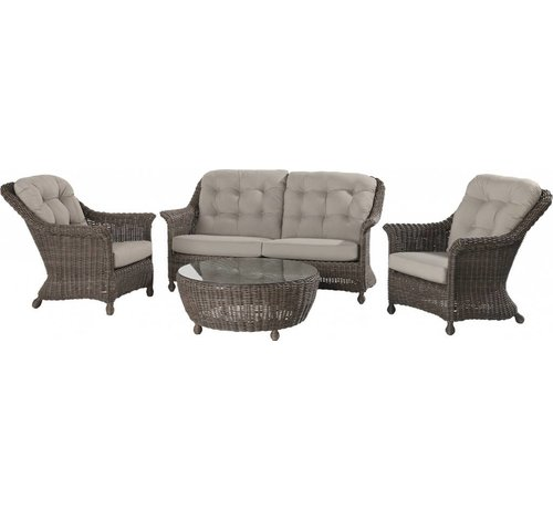4 Seasons Outdoor Madoera Living loungeset