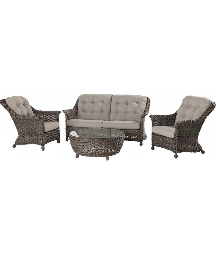 4 Seasons Outdoor 4 Seasons outdoor Madoera Living Lounge Set
