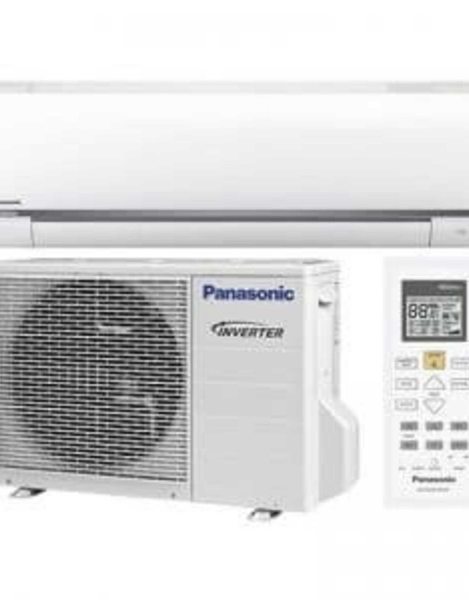 PANASONIC INVERTER KIT-FZ25-UKE 2.5KW MONO SPLIT WAND AIRCO