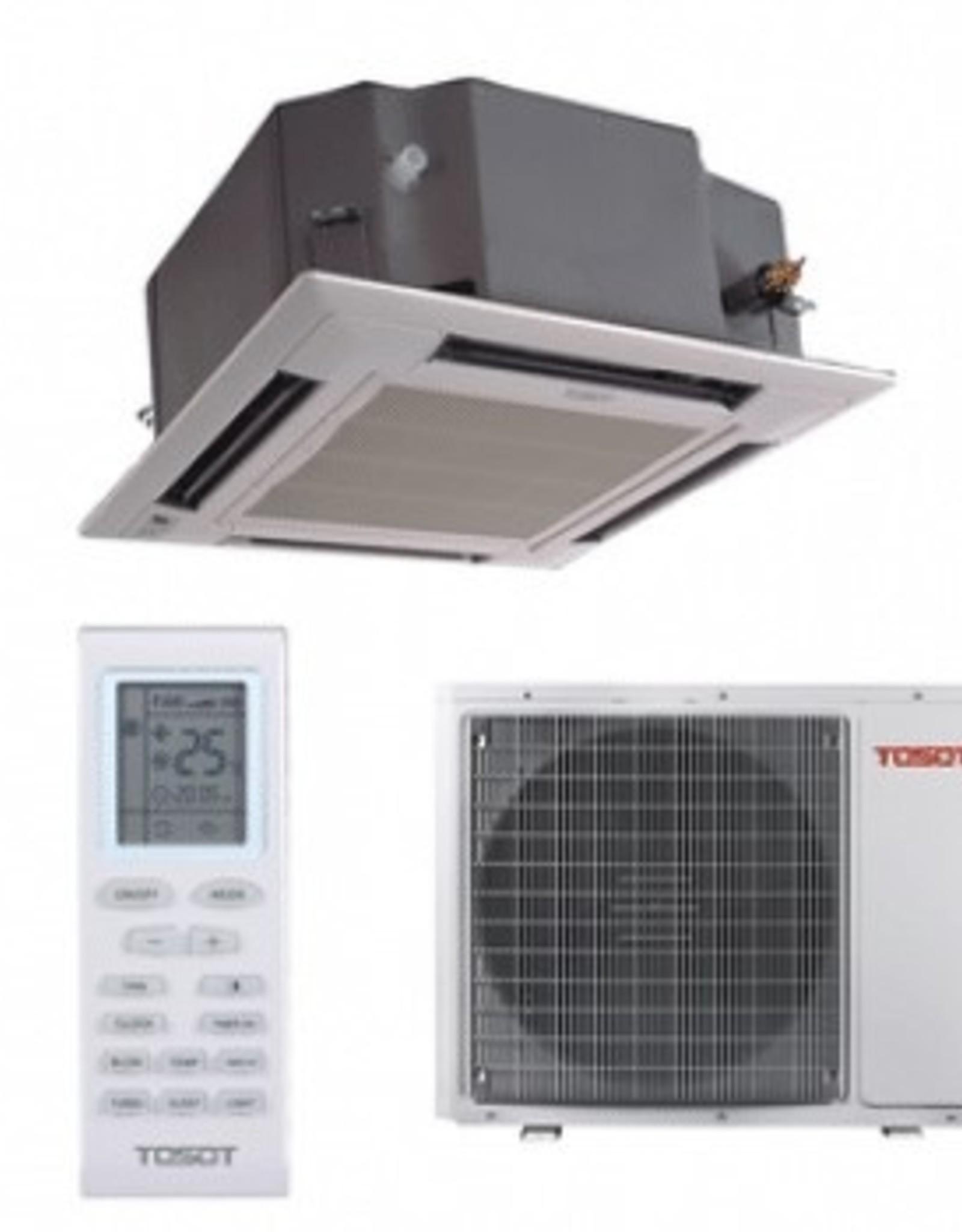 Tosot CTS-42R-SET 12 kW Cassette Inverter