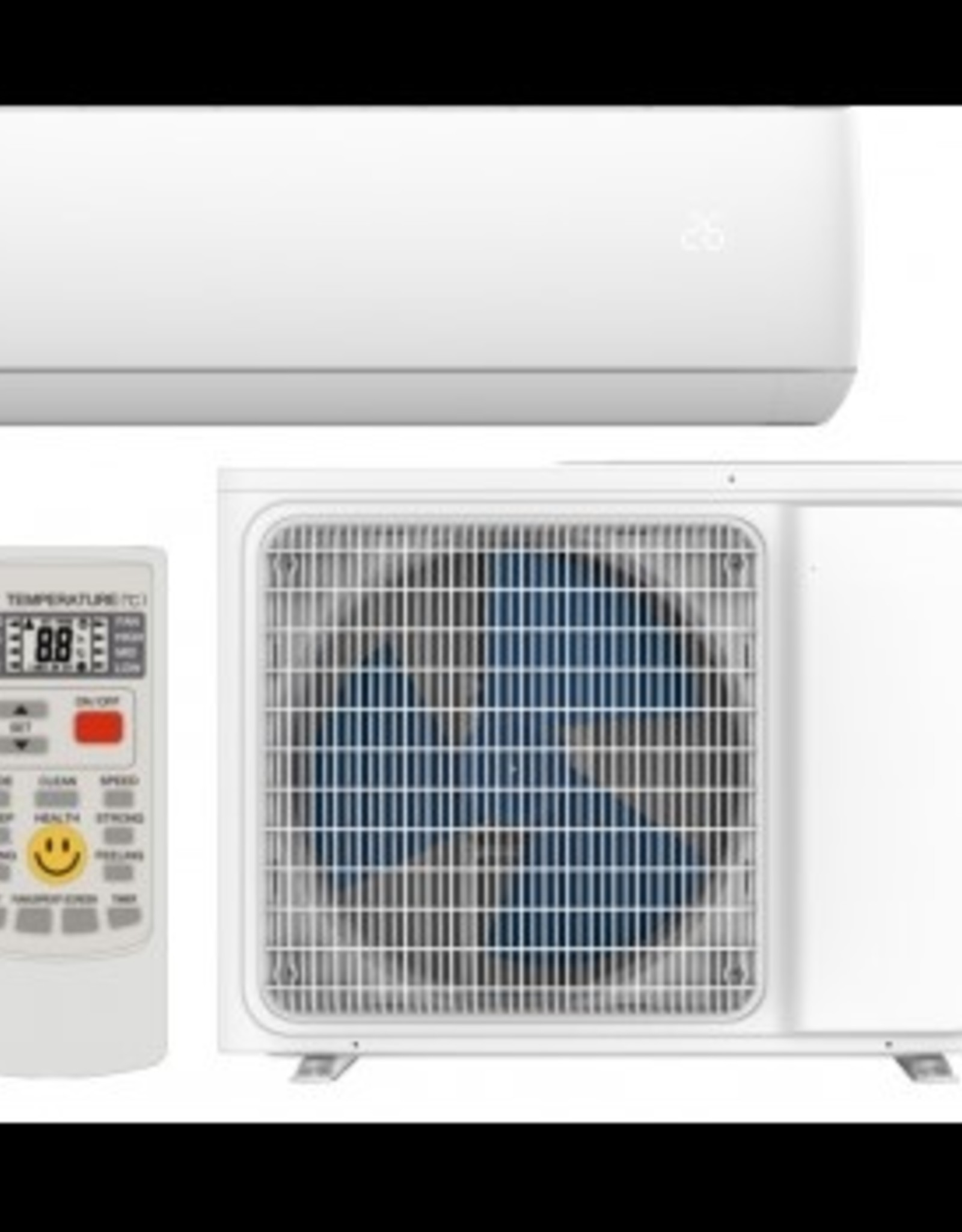 VENTU12 3,5kW Inverter SET