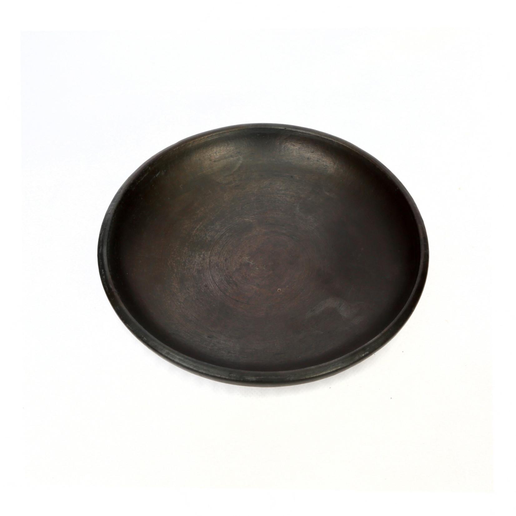 Bazar Bizar The Burned Classic Plate - Black - M