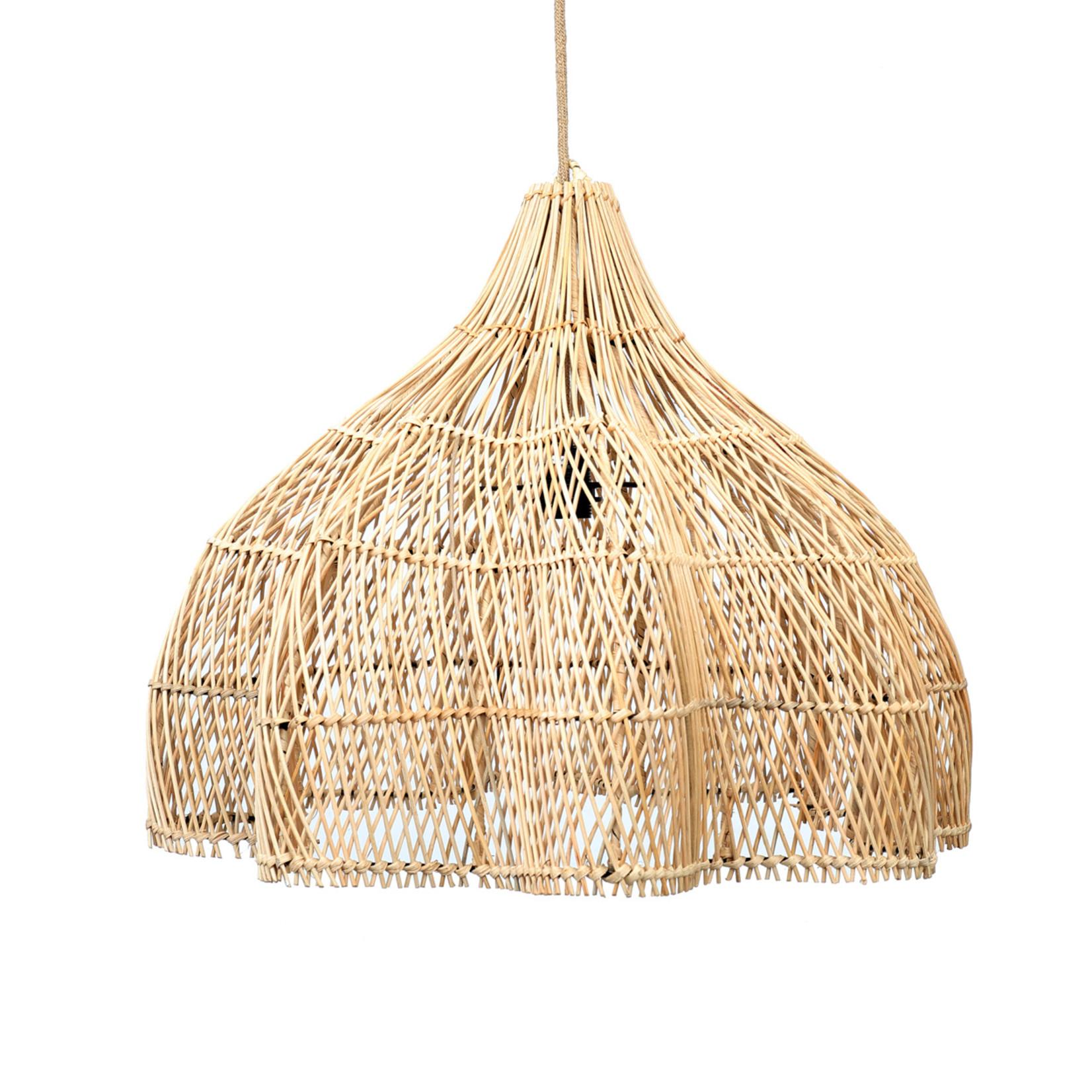 Bazar Bizar De Whipped Hanglamp - Naturel - M