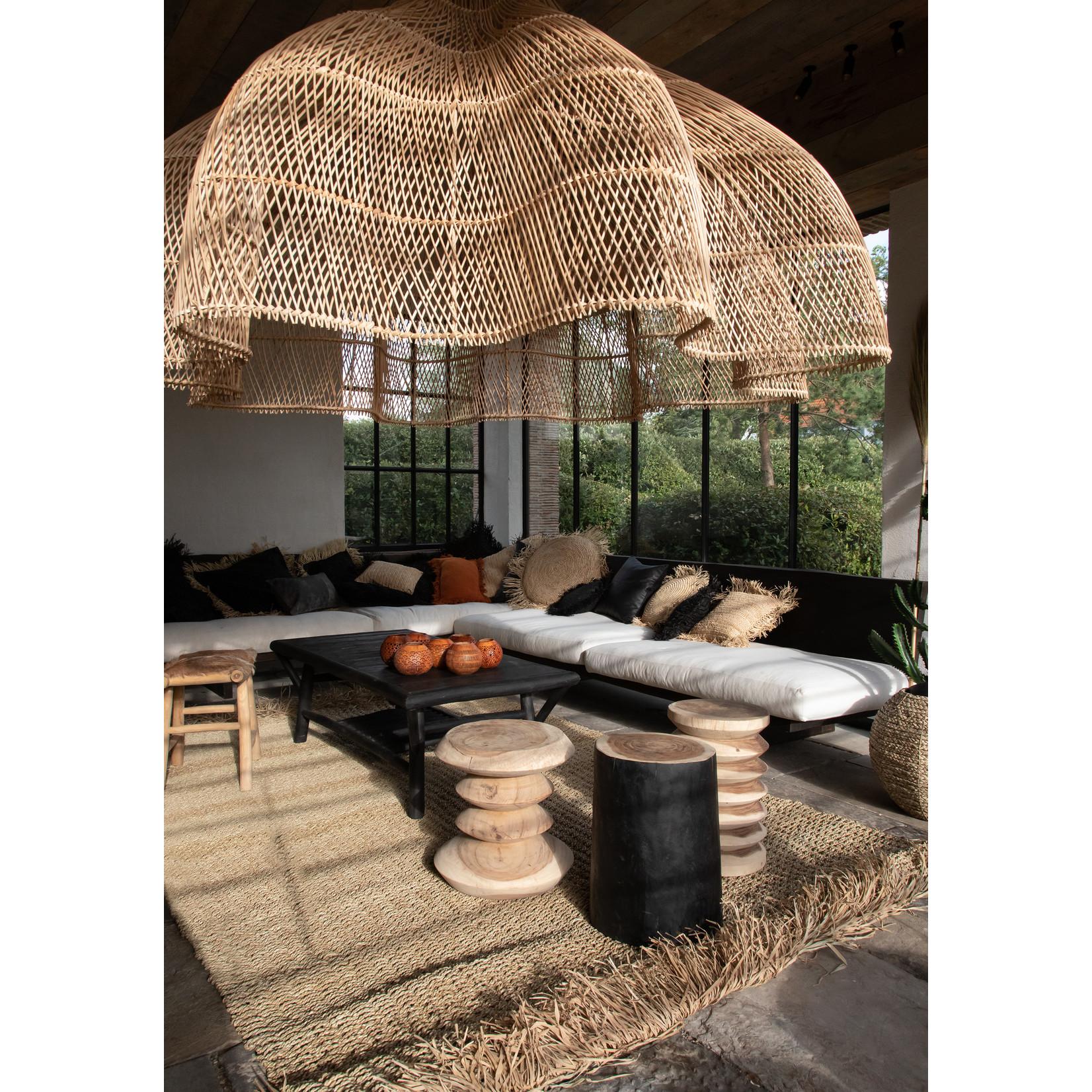 Bazar Bizar De Whipped Hanglamp - Naturel - XXL