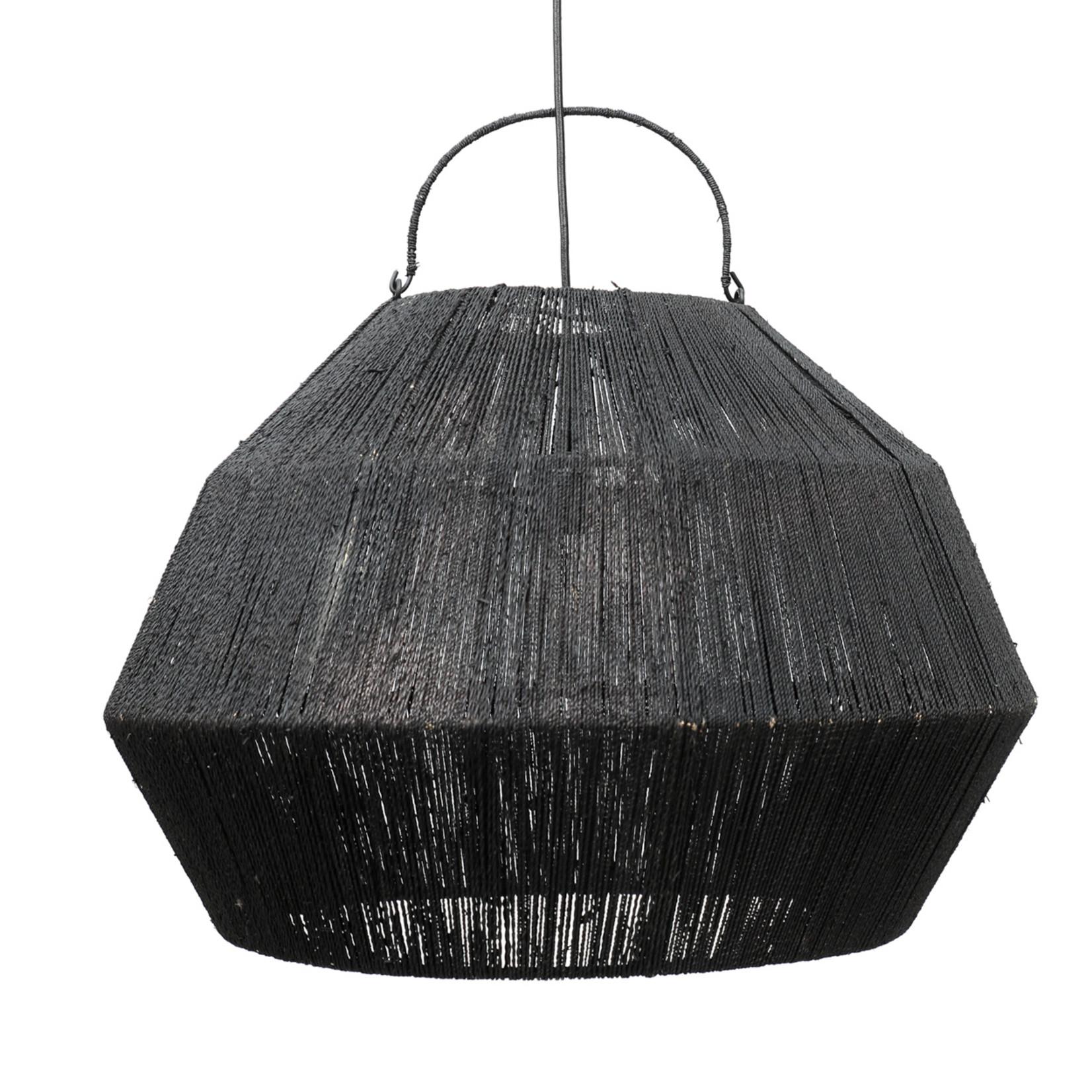 Bazar Bizar De Lashing Hanglamp - Zwart