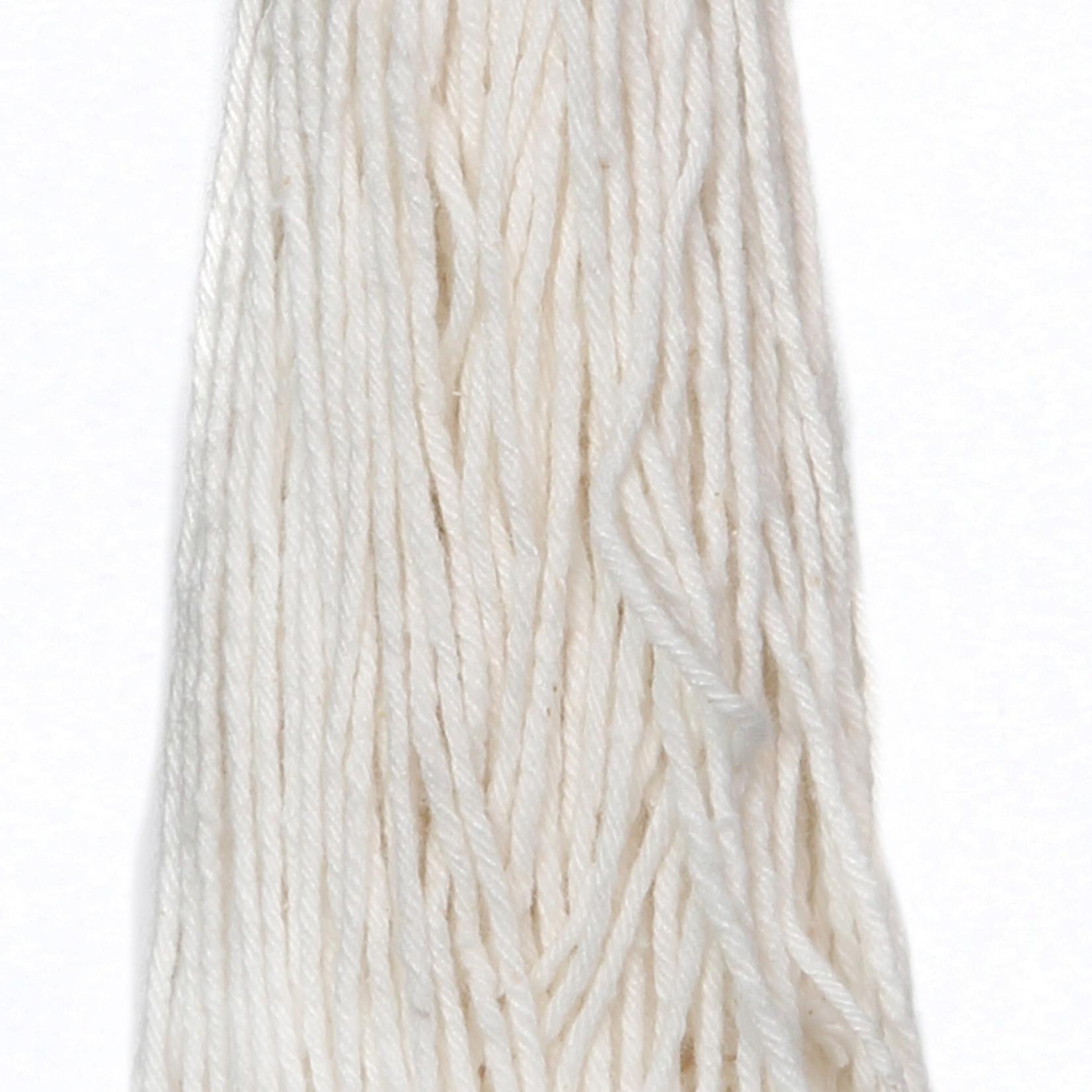 Bazar Bizar De Wooden Beads Sleutelhanger - Naturel Wit
