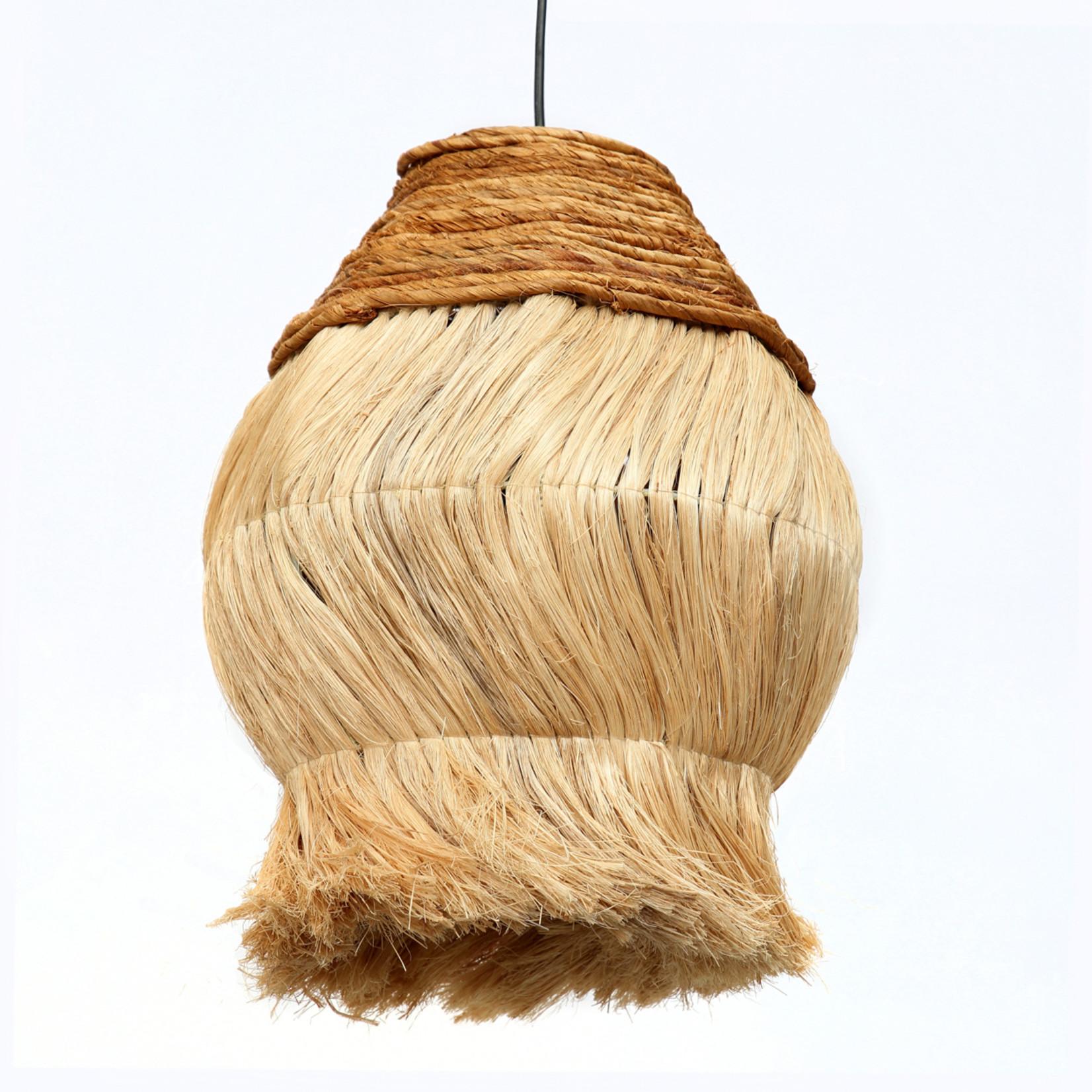 Bazar Bizar De Pencil Skirt Hanglamp - Naturel