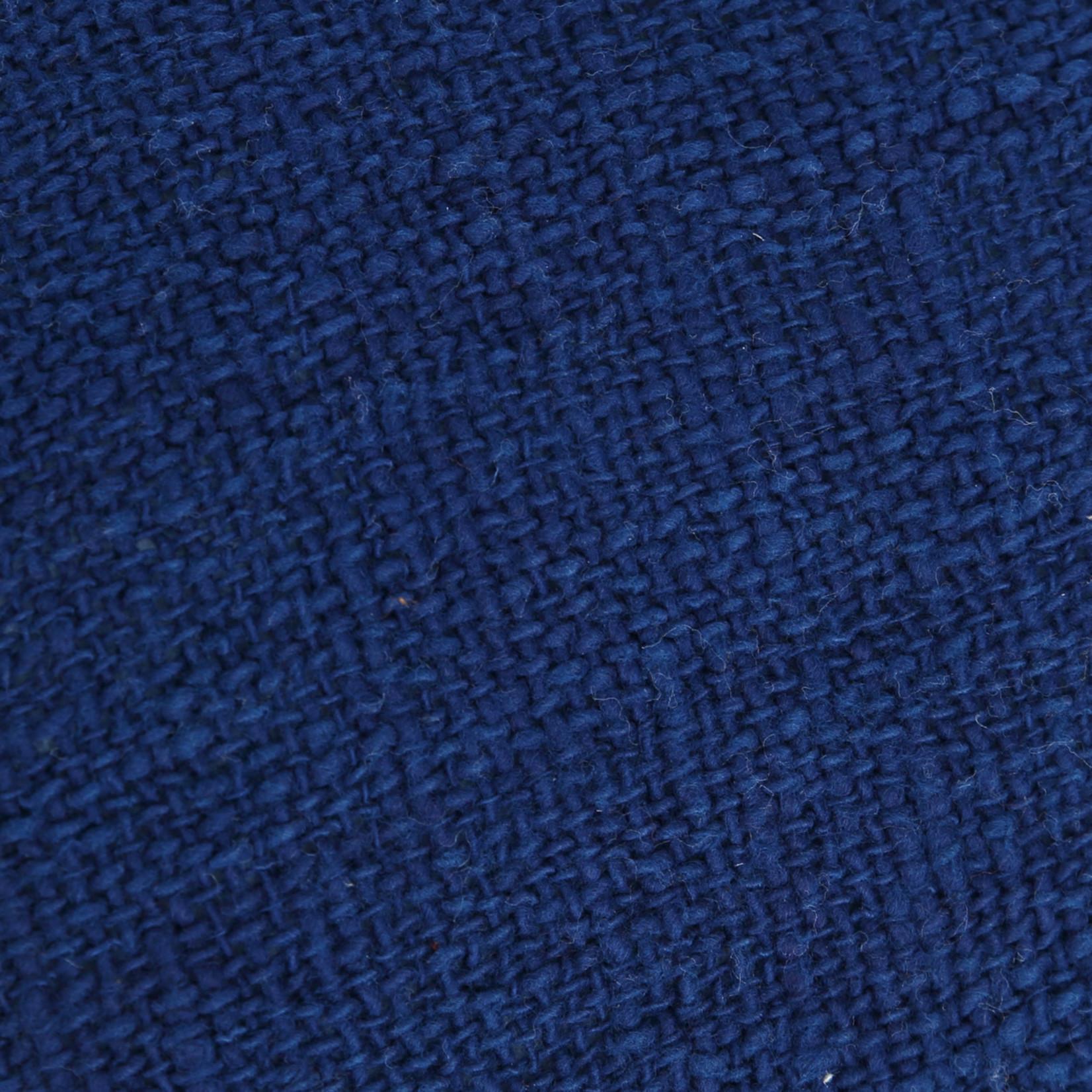 Bazar Bizar De Saint Tropez Kussenhoes - Blauw Naturel - 30x50