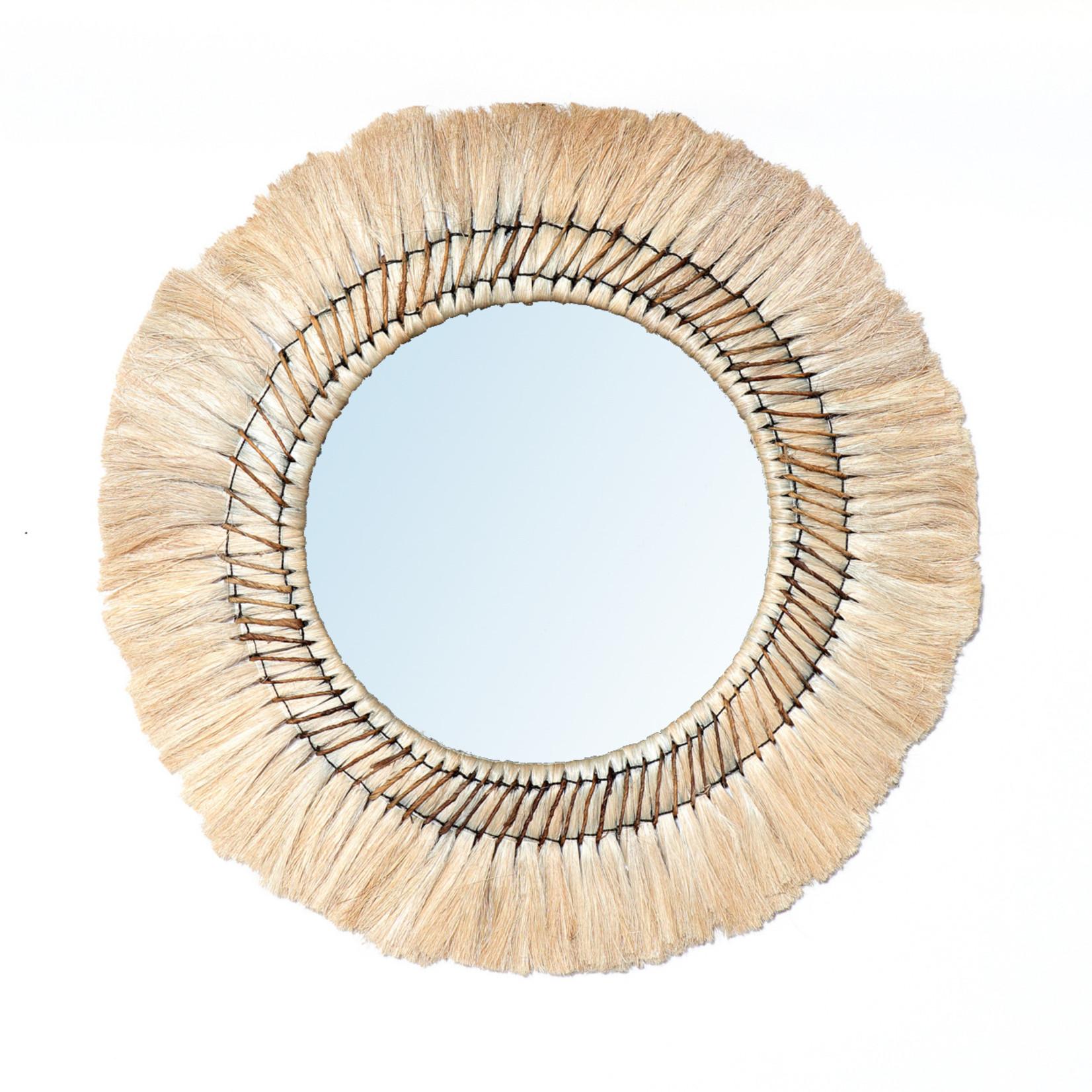 Bazar Bizar De Pretty Blonde Spiegel - Naturel - L