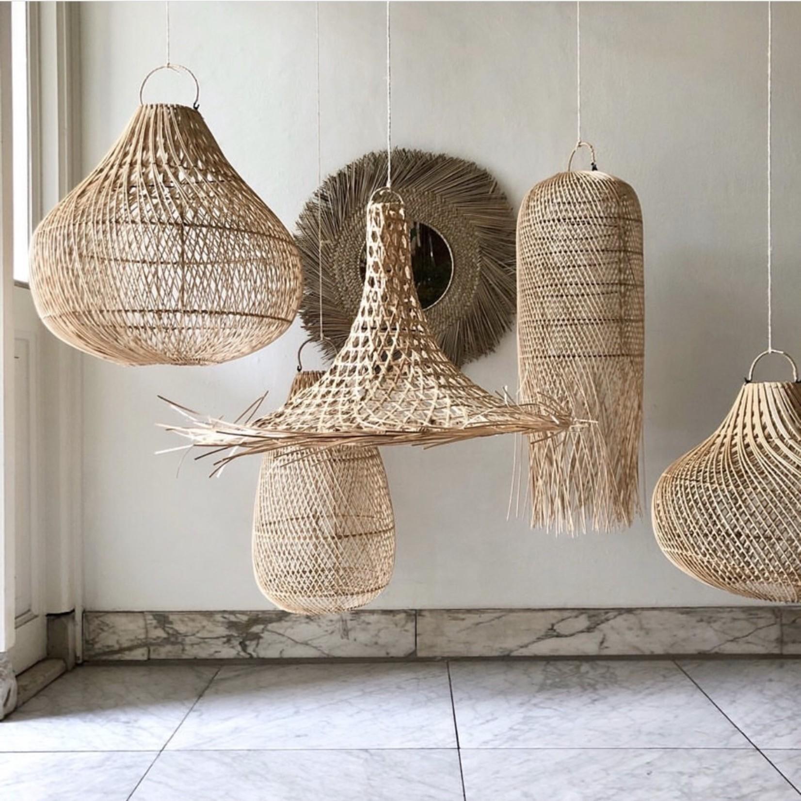 Bazar Bizar De Squid Hanglamp - Naturel - M