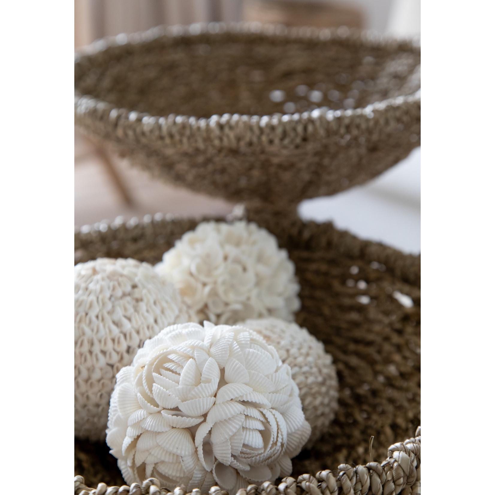 Bazar Bizar De Rose Shell Bal Hanger - Wit - L