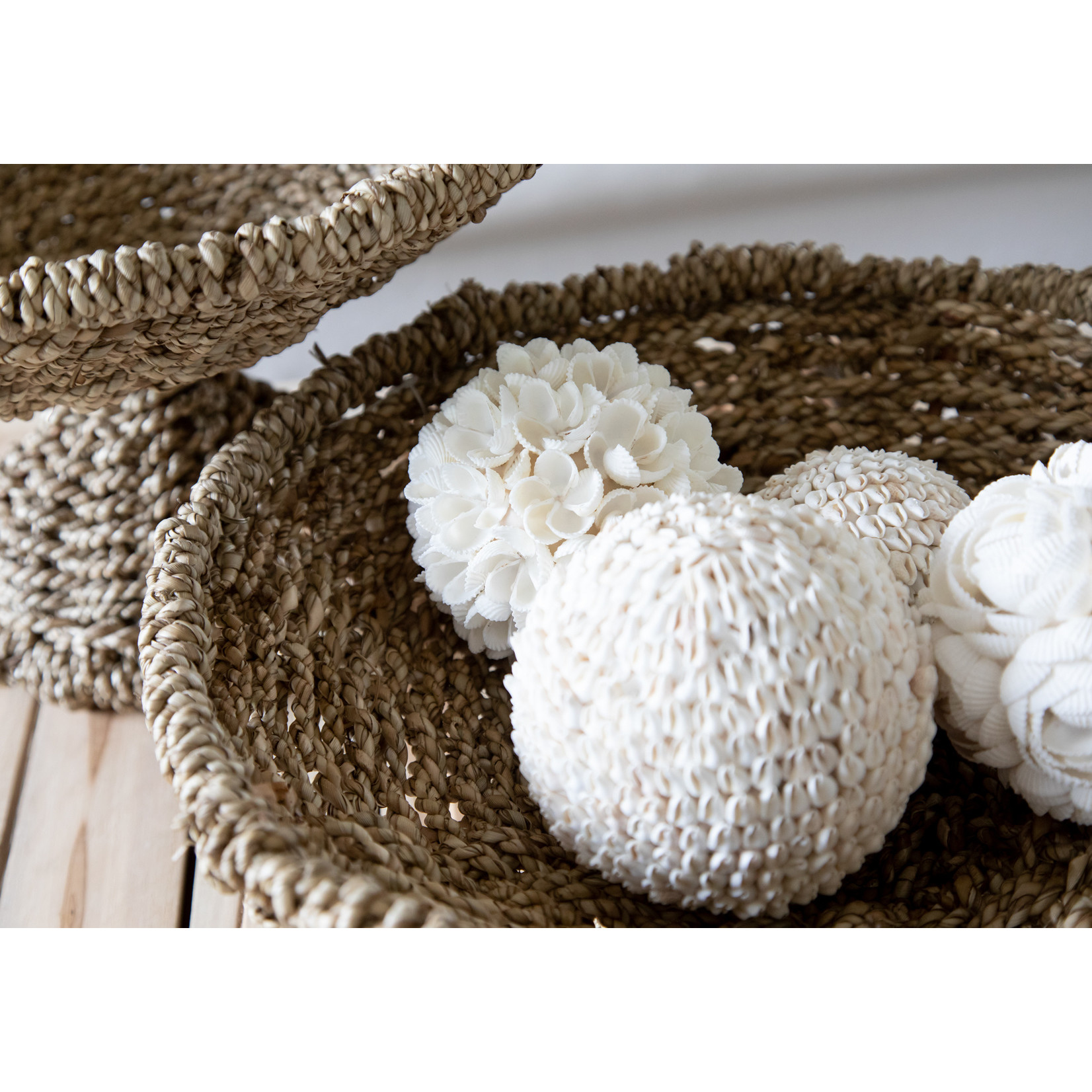 Bazar Bizar The Bubble Shell Ball - White - L