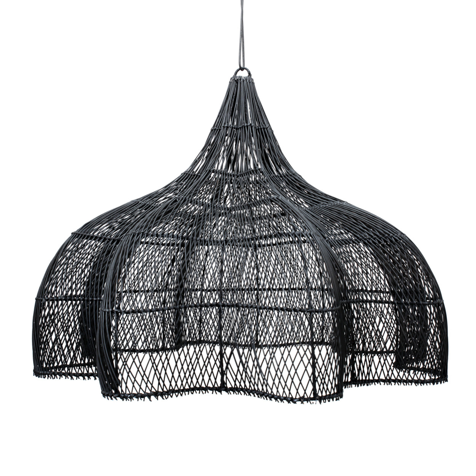 Bazar Bizar De Whipped Hanglamp - Zwart - XL