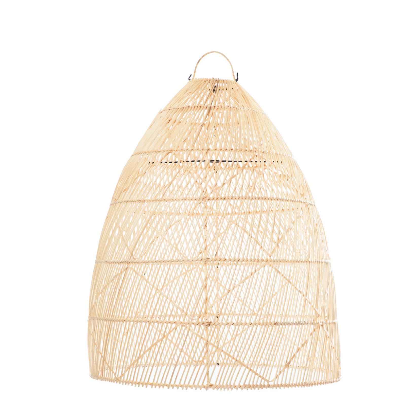 Bazar Bizar De Twister Hanglamp - Naturel - M