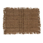 Bazar Bizar The Oh My Gee Placemat - Brown - Set of 4