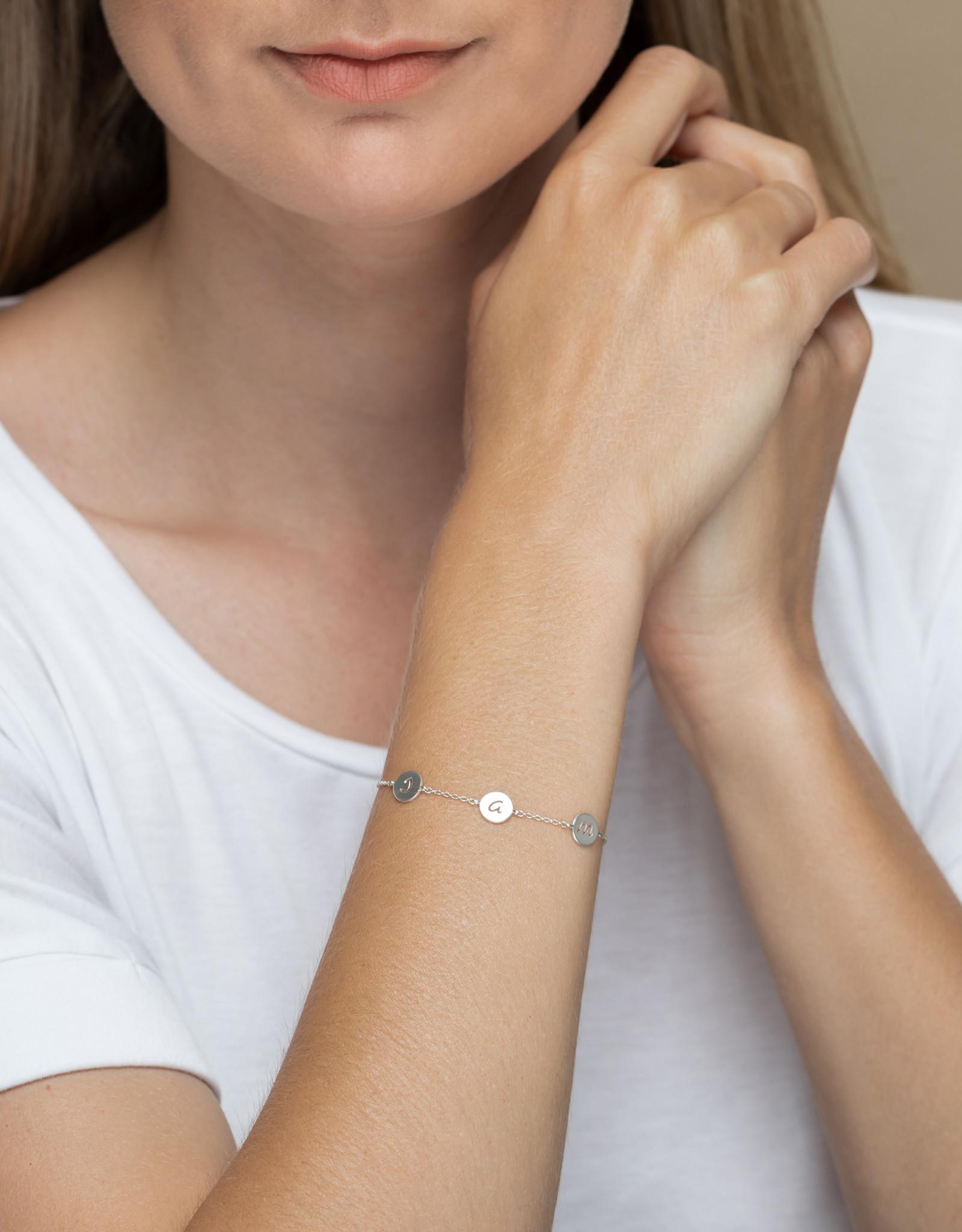 Ontwerp je armband met 3 bedels