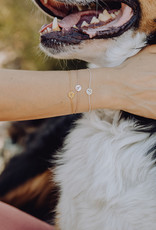 Ontwerp je armband met 1 bedel