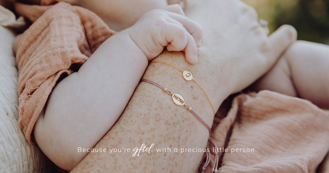 because you're gftd. with motherhood
