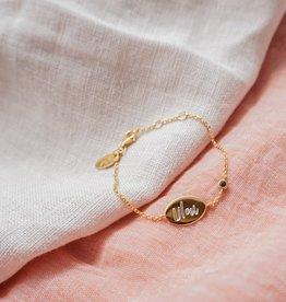 Bracelet with 1 charm$