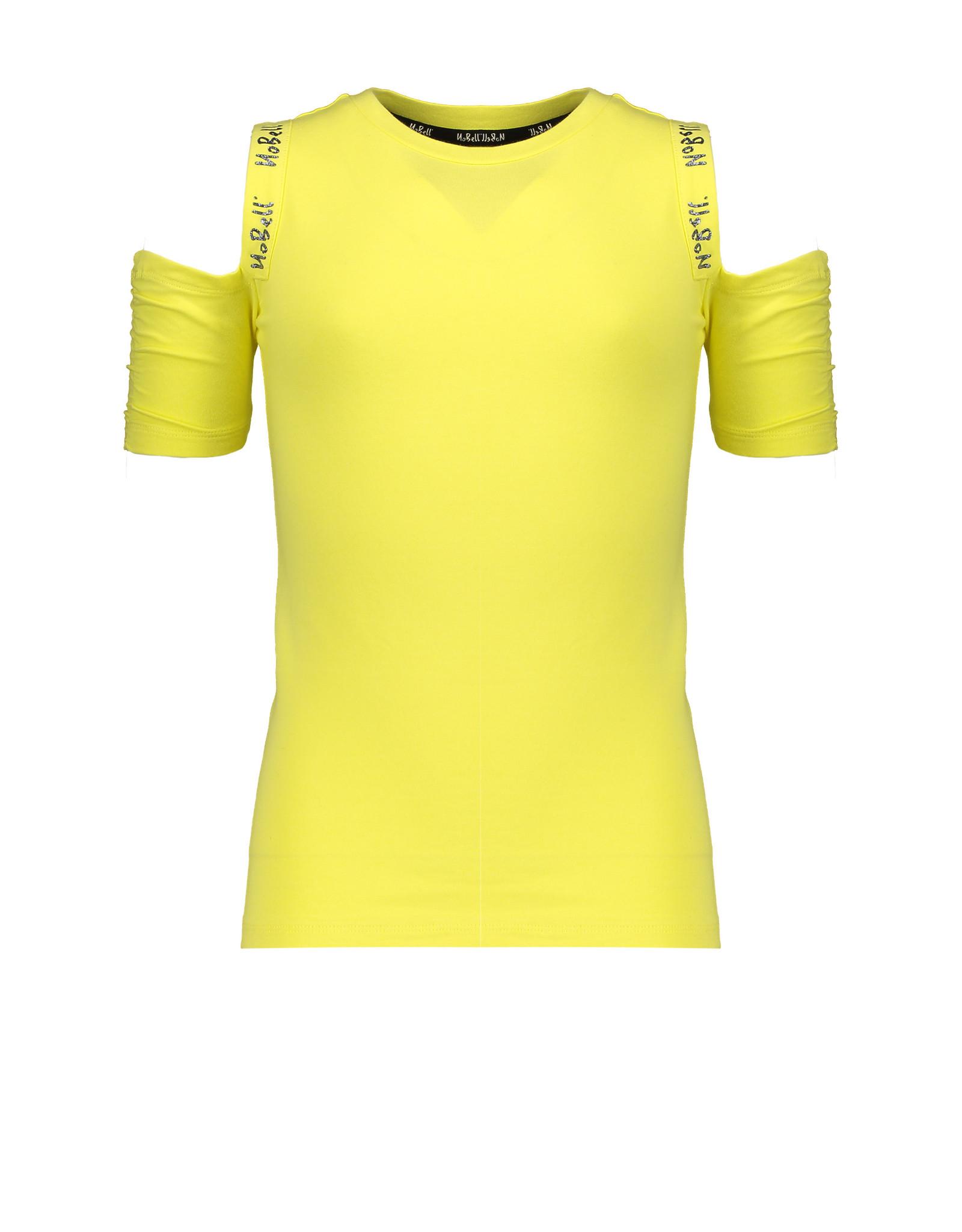 NoBell NoBell shirt 3403 light lemon