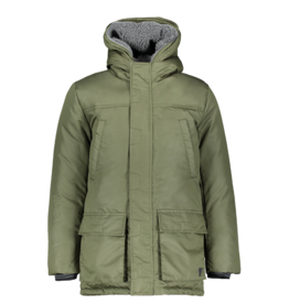 Bellaire Bellaire Bowan Parka hooded with reflective piping in the hood