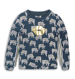 DJ Dutchjeans DJ Dutchjeans sweater 36001 navy