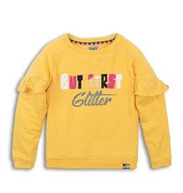 DJ Dutchjeans DJ Dutchjeans sweater 36022 geel